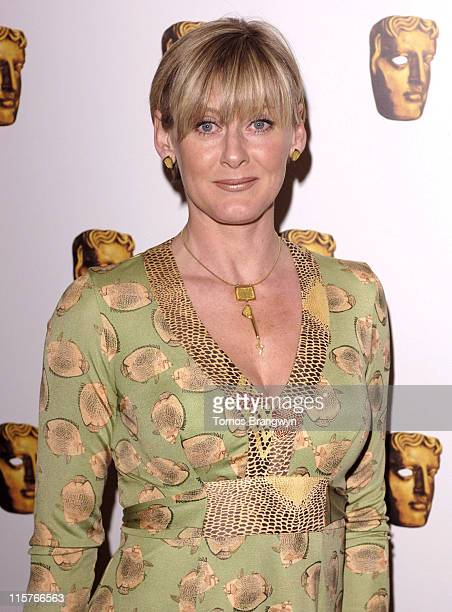 Sarah Lancashire during BAFTA Craft Awards Inside Arrivals May 19 2006 at Grosvenor House in London Great Britain