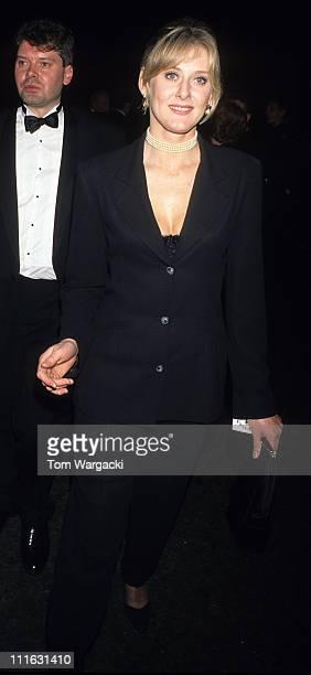 Sarah Lancashire during Sarah Lancashire at the National Television Awards October 25th 1996 in London Great Britain