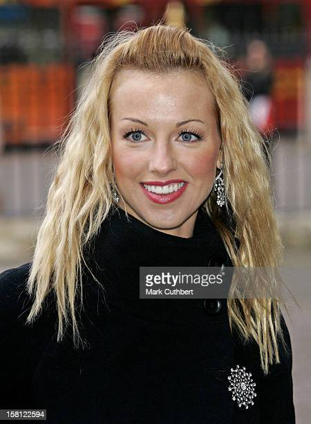 Sarah Manners Attends The Children Of Courage Awards 2005 At London'S Westminster Abbey