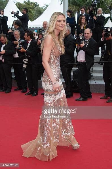 Sarah Marshall attends 'Dheepan' Premiere The 68th Annual Cannes Film Festival during The 68th Annual Cannes Film Festival on May 21 2015 in Cannes...