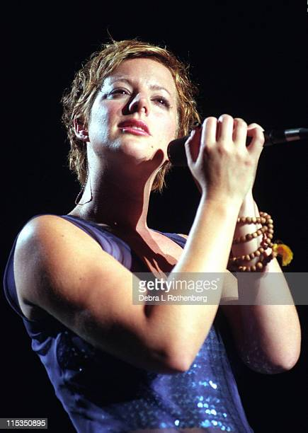 Sarah McLachlan during 1999 Lilith Festival at PNC Arts Center in Holmdel New Jersey United States