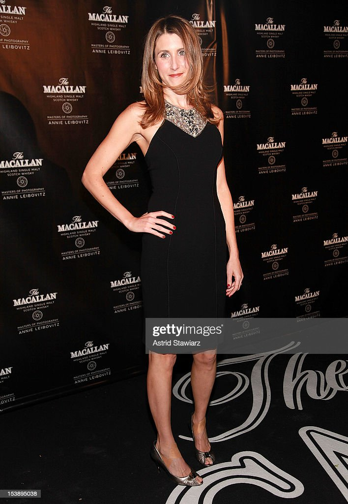 <a gi-track='captionPersonalityLinkClicked' href=/galleries/search?phrase=Sarah+Megan+Thomas&family=editorial&specificpeople=9848226 ng-click='$event.stopPropagation()'>Sarah Megan Thomas</a> attends The Macallan Masters Of Photography Series at The Bowery Hotel on October 10, 2012 in New York City.