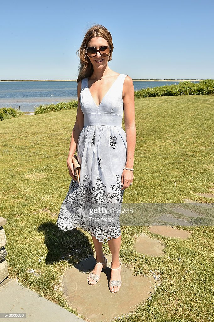 Sarah Megan Thomas attends the Mentors Brunch during the 2016 Nantucket Film Festival Day 4 on June 25, 2016 in Nantucket, Massachusetts.