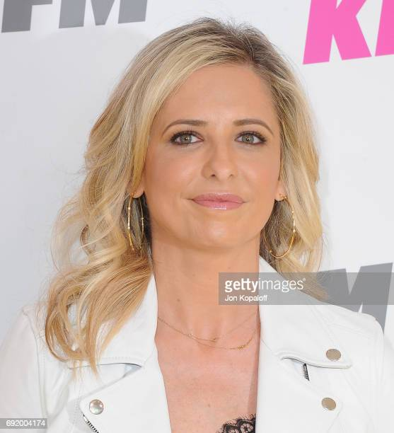 Sarah Michelle Gellar arrives at 1027 KIIS FM's 2017 Wango Tango at StubHub Center on May 13 2017 in Carson California