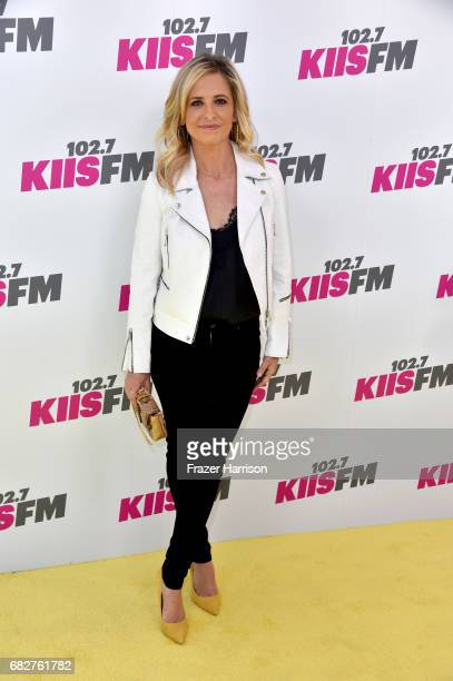 Sarah Michelle Gellar attends 1027 KIIS FM's 2017 Wango Tango at StubHub Center on May 13 2017 in Carson California
