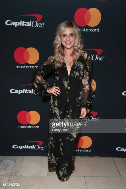 Sarah Michelle Gellar attends the Capital One Celebration of the launch of the new SavorSM during A Priceless Table presented by Mastercard on...