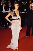 Sarah Michelle Gellar during 2006 Cannes Film Festival Southland Tales Premiere at Palais des Festival in Cannes France