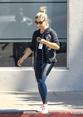 Celebrity Sightings In Los Angeles - August 14, 2018
