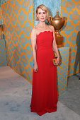 Sarah Paulson arrives at the HBO'S Post Golden Globe Party at The Beverly Hilton Hotel on January 11 2015 in Beverly Hills California