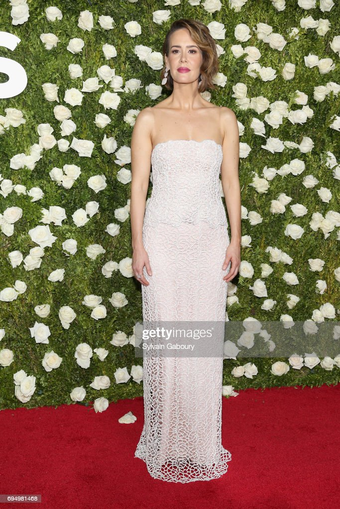 sarah-paulson-attends-the-2017-tony-awards-at-radio-city-music-hall-picture-id694981468