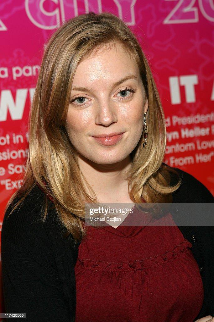 2007 Sundance Film Festival - Women in Film Panel Discussion