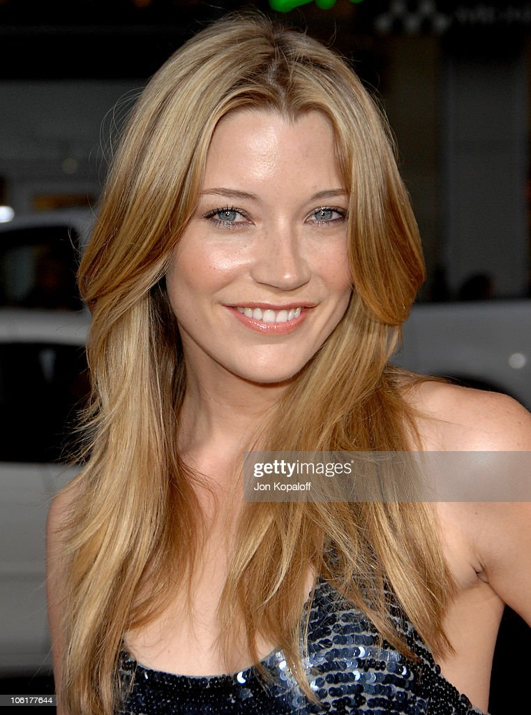 Sarah Roemer during 'Disturbia' Los Angeles Premiere - Arrivals at ...