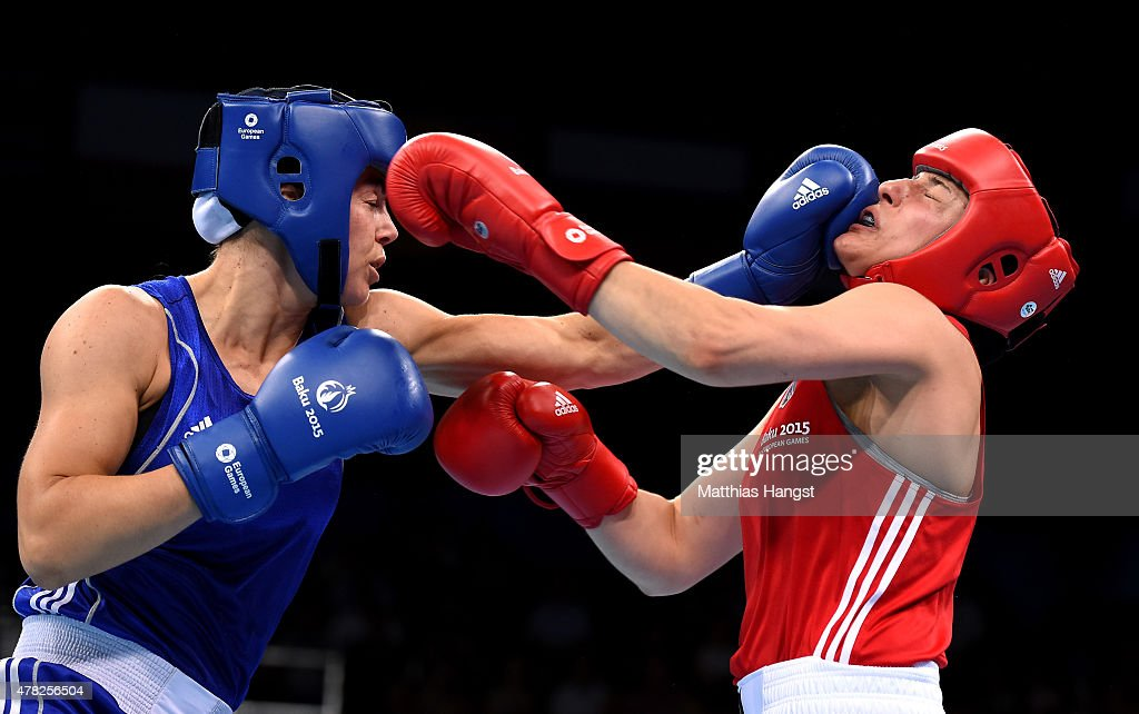 Boxing - Day 12: Baku 2015 - 1st European Games