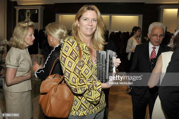 Sarah Senbahar attends Book Party for THE SUMMER WE READ GATSBY by Danielle Ganek at Dennis Basso on June 2 2010 in New York City