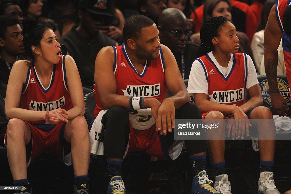 NBA All-Star Celebrity Game NBA All -Star Weekend 2015