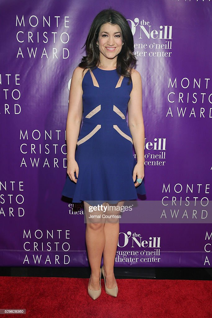 Sarah Stiles attends the 16th Annual Monte Cristo Award ceremony honoring George C Wolfe presented by The Eugene O'Neill Theater Center at Edison...