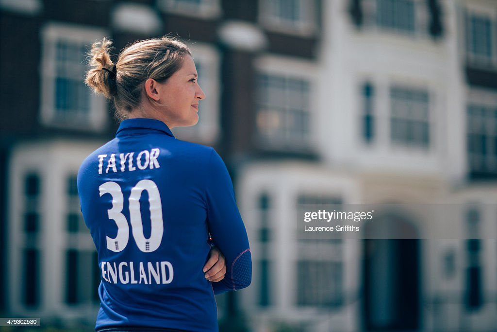 England Women's Squad Portraits