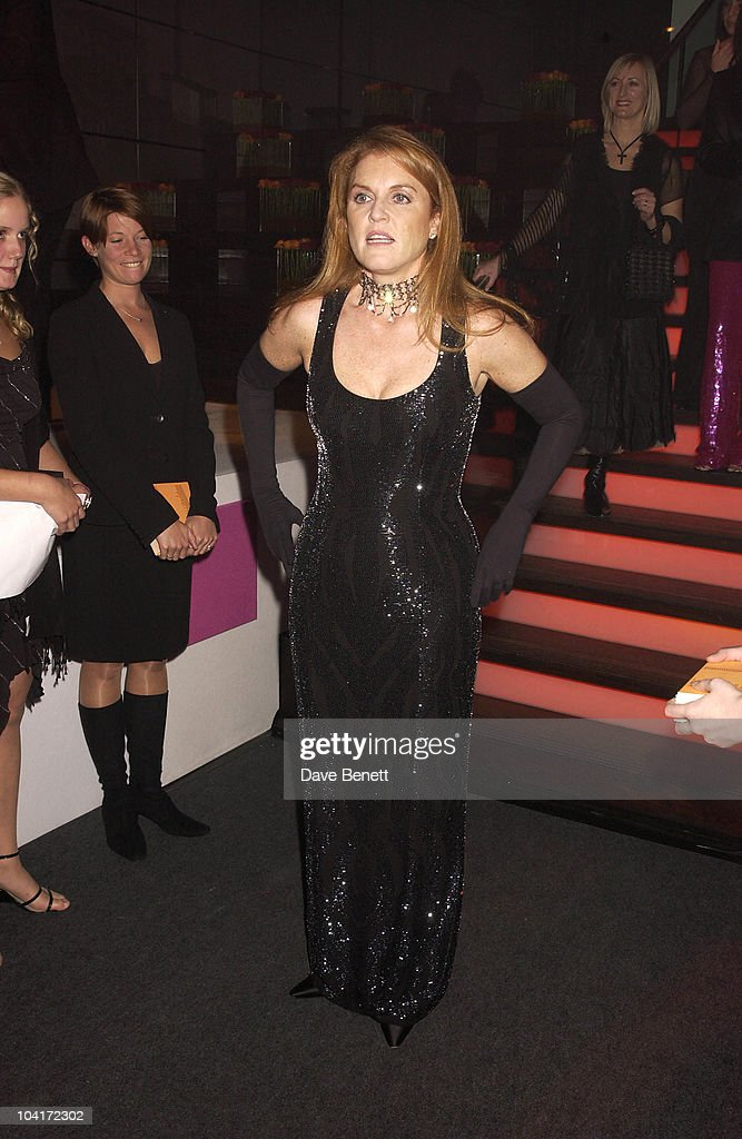 Sarah (duchess Of York), The Duchess Of York Presents Her Unique Tommy's Building Blocks Campaign, At Bloomberg Lp, In London
