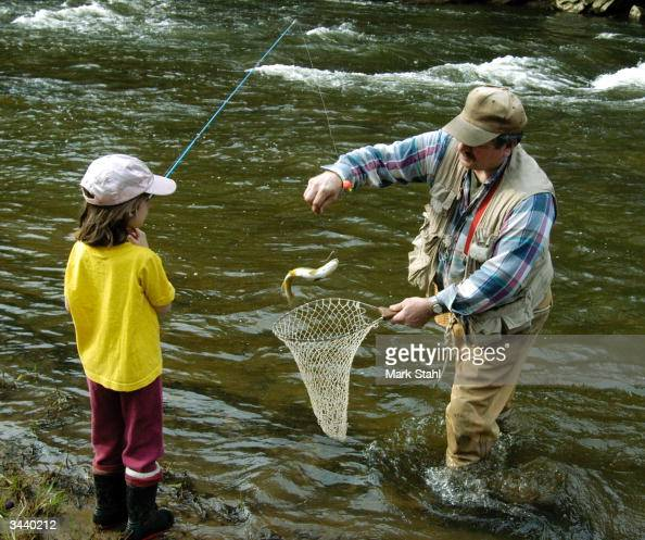 Sarah young stock fotos und bilder getty images for Pa fishing season