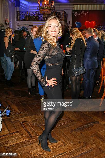 Sarah Valentina Winkhaus attends the Blaue Blume Awards 2016 on February 10 2016 in Berlin Germany