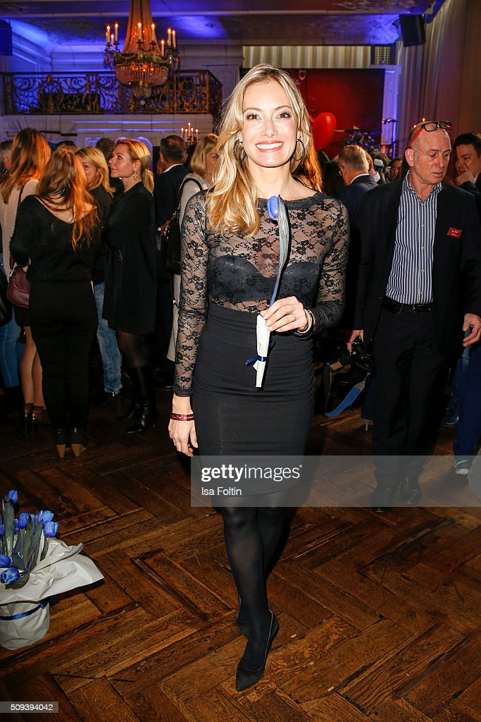 Sarah Valentina Winkhaus attends the Blaue Blume Awards 2016 on February 10, 2016 in Berlin, Germany.