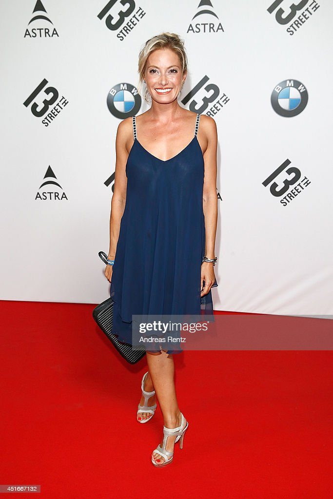 Sarah Valentina Winkhaus attends the Shocking Shorts Award 2014 at Amerika Haus on July 3, 2014 in Munich, Germany.