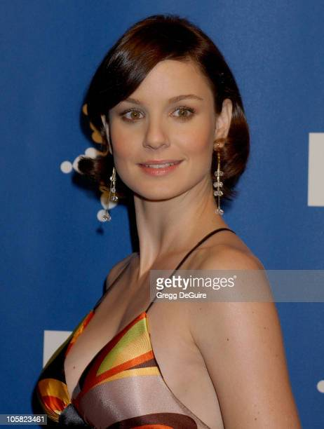 Sarah Wayne Callies during 2007 Fox AllStar Winter TCA Party Arrivals at Villa Sorriso in Pasadena California United States