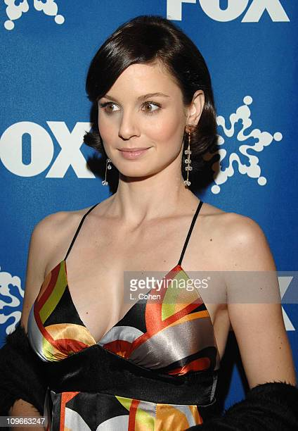 Sarah Wayne Callies during The Fox AllStar Winter 2007 TCA Press Tour Party Red Carpet and Inside at Villa Sorriso in Pasadena California United...