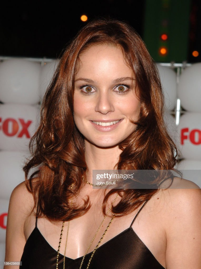 <a gi-track='captionPersonalityLinkClicked' href=/galleries/search?phrase=Sarah+Wayne+Callies&family=editorial&specificpeople=607272 ng-click='$event.stopPropagation()'>Sarah Wayne Callies</a> of 'Prison Break' during FOX Summer 2005 All-Star Party - Red Carpet at Santa Monica Pier in Santa Monica, California, United States.
