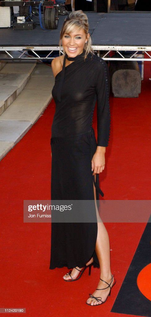 2003 Brit Awards In Association With Mastercard - Arrivals
