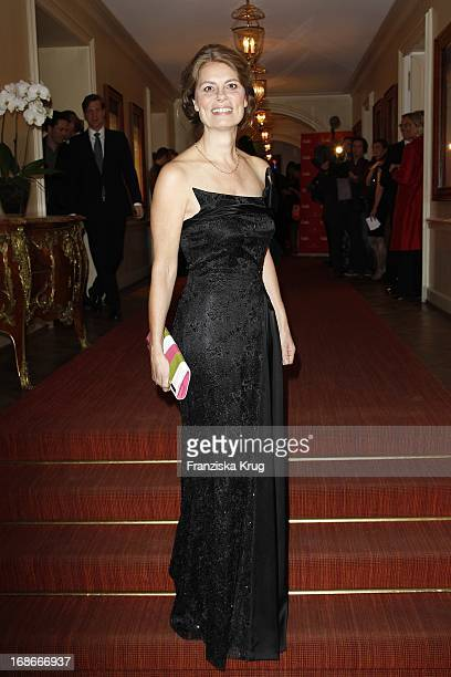 Sarah Wiener at The Gala Spa Award at Brenners ParkHotel Spa in Baden Baden