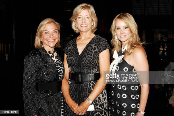Sarah Wolfe Liz Peek and Yaz Hernandez attend The Couture Council Award for Artistry of Fashion Honoring DRIES VAN NOTEN at Cipriani 42nd Street on...