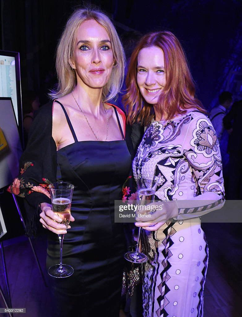 Sarah Woodhead attends the Summer Gala for The Old Vic at The Brewery on June 27, 2016 in London, England.