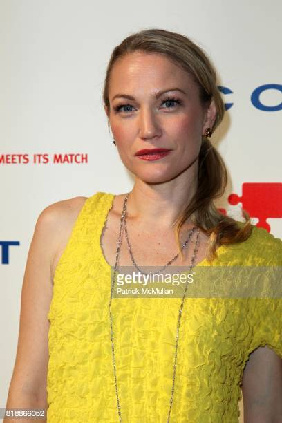Sarah Wynter attends DKMS' 4th Annual Gala' LINKED AGAINST LEUKEMIA at Cipriani's 42nd St on April 29 2010 in New York City