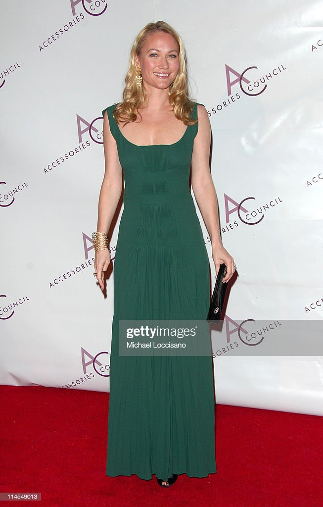 Sarah Wynter during 10th Annual Ace Awards Arrivals at Cipriani 42nd Street in New York City New York United States