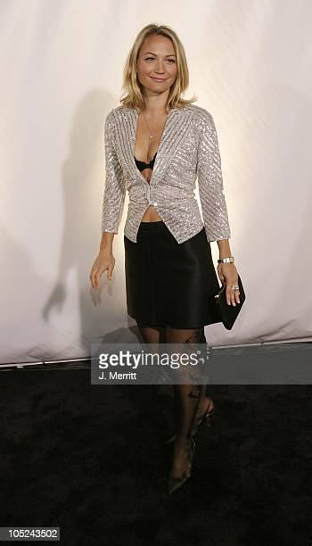 Sarah Wynter during Giorgio Armani Receives The First Rodeo Drive Walk Of Style Award Arrivals at Rodeo Drive Walk Of Style in Beverly Hills...