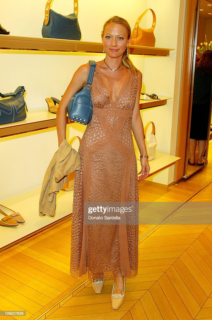 Tod's Beverly Hills Boutique Charity Event To Benefit Caring For Children & Families With Aids