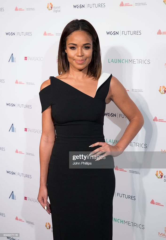 <a gi-track='captionPersonalityLinkClicked' href=/galleries/search?phrase=Sarah-Jane+Crawford&family=editorial&specificpeople=4952519 ng-click='$event.stopPropagation()'>Sarah-Jane Crawford</a> arrives for the WGSN Futures Awards 2016 on May 26, 2016 in London, England.