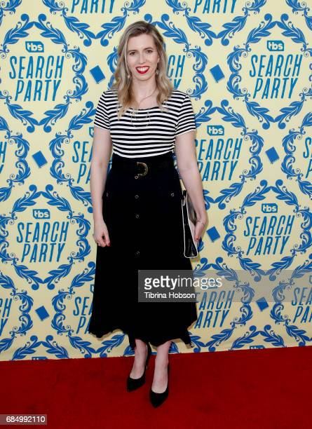SarahViolet Bliss attends TBS's 'Search Party' for your consideration event at Saban Media Center on May 18 2017 in North Hollywood California