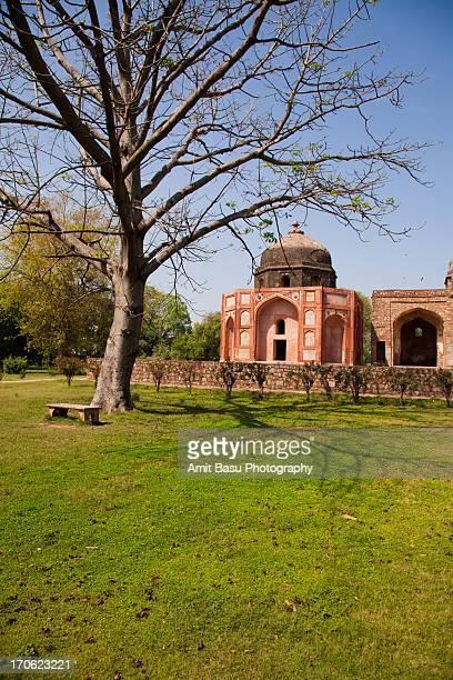 Sarai at Humayun Tomb, New Delhi, India