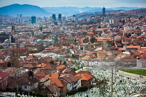 Sarajevo Paesaggio urbano
