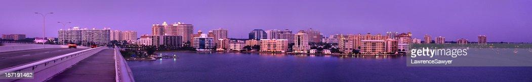 Sarasota panorama