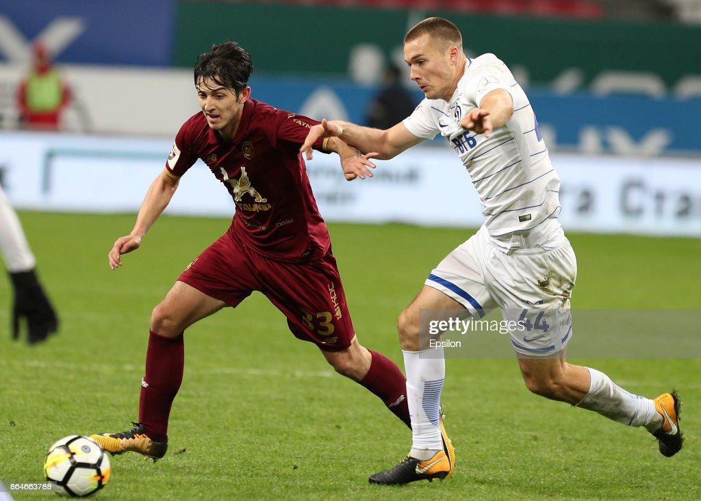 FC Rubin Kazan vs FC Dinamo Moscow - Russian Premier League