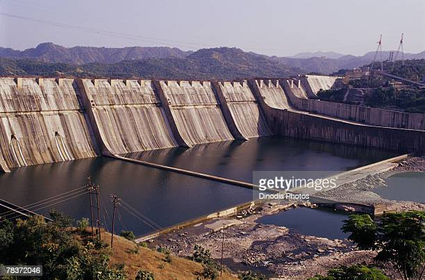 Sardar Sarovar Dam, Rajpipla, Narmada, Gujarat, India