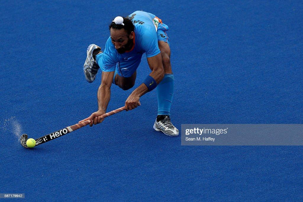 Hockey - Olympics: Day 3