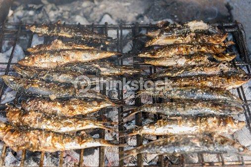 Des sardines grill photo thinkstock - Sardine grillee au barbecue ...