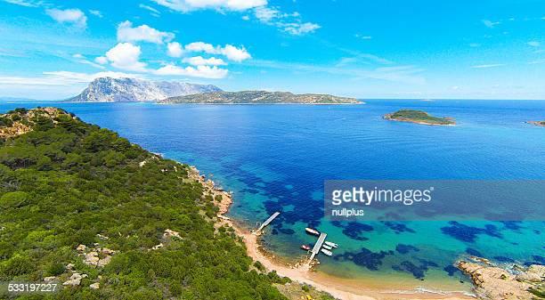 Sardinien östliche Küste