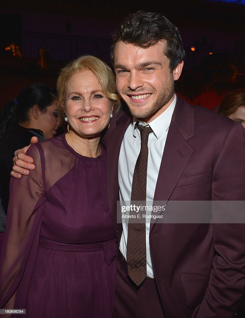Sari Ehrenreich and actor Kyle Ehrenreich attend the after party for the Los Angeles premiere of Warner Bros. Pictures' 'Beautiful Creatures' at TCL Chinese Theatre on February 6, 2013 in Hollywood, California.