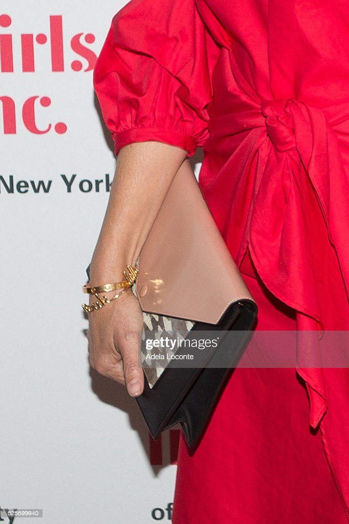 Sari Sloane Keledjian attends '2016 Girls Inc Spring Luncheon' at The Metropolitan Club on April 28, 2016 in New York City.