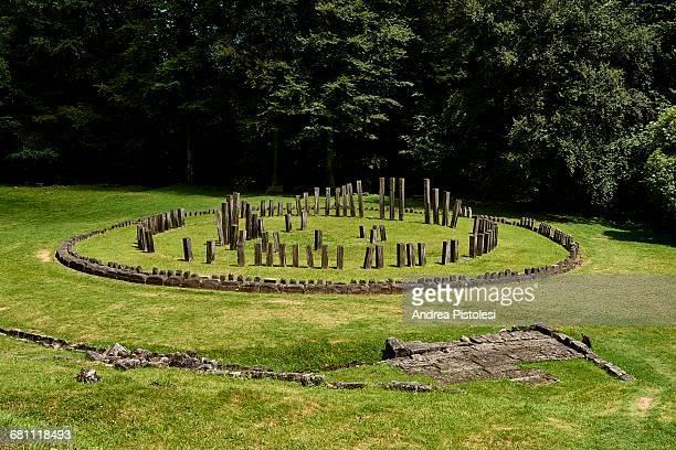 Sarmizegetesa Regia Dacian Ruins, Romania